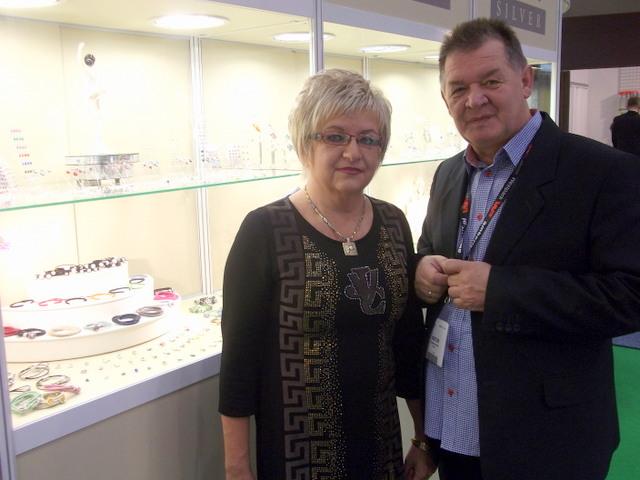 wystawa biżuterii srebrnej amberif w gdańsku